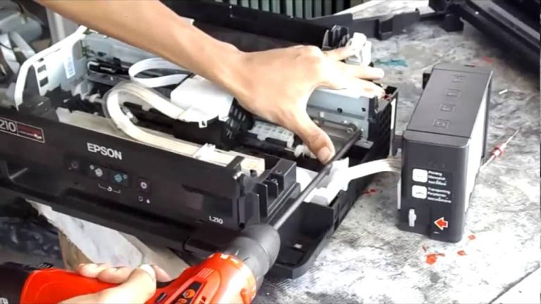 layanan service printer epson bali